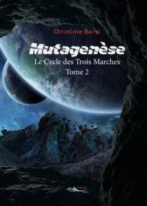 Mutagenèse - 1ère de couverture
