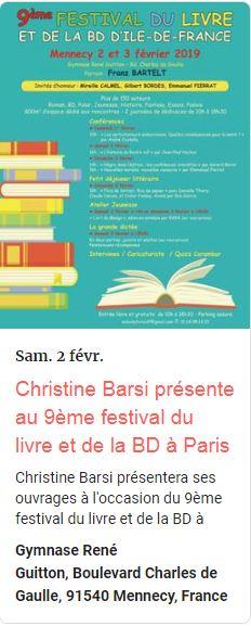 Festival du livre et de la BD
