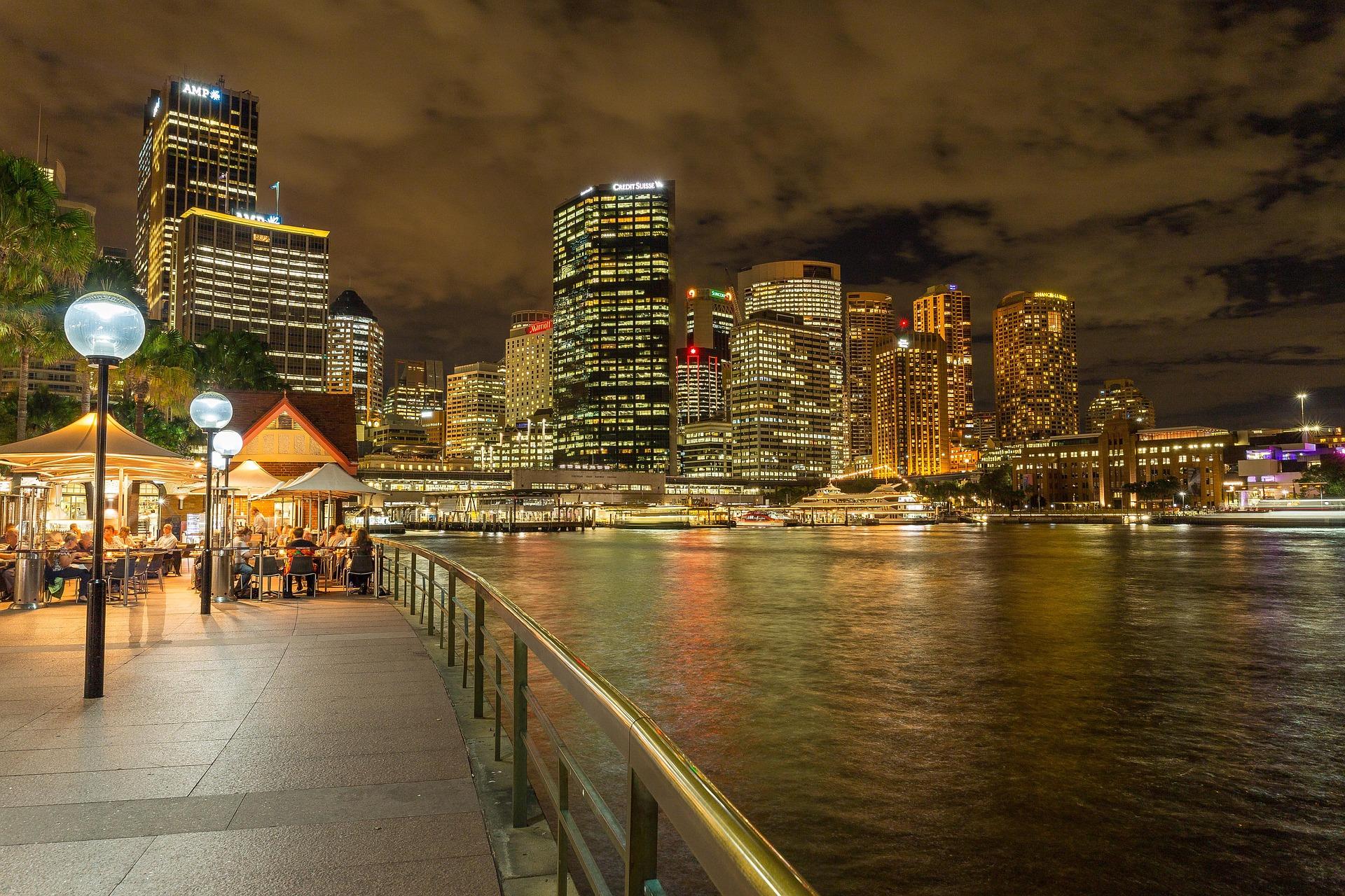 Sydney - Pont