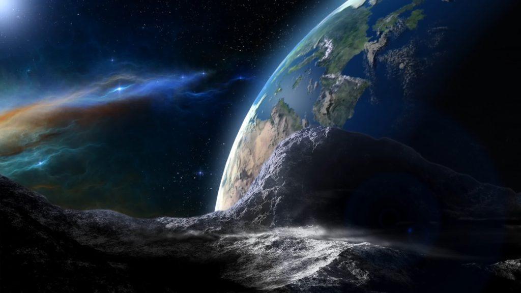 L'astéroïde SolAs en approche