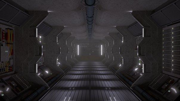 Vaisseau spatial - Sphère ascensionnelle