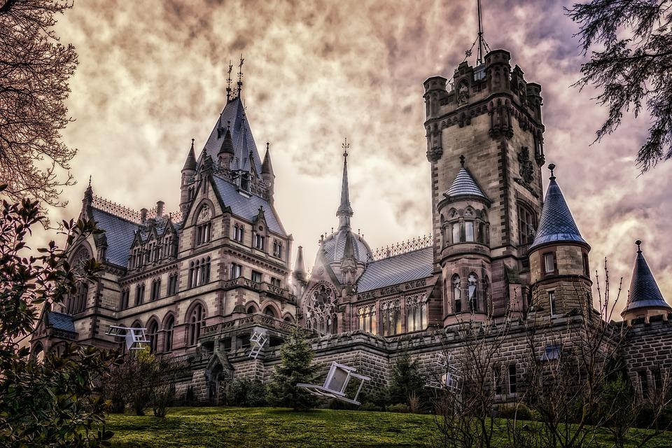 Castle pour illustrer Déviance