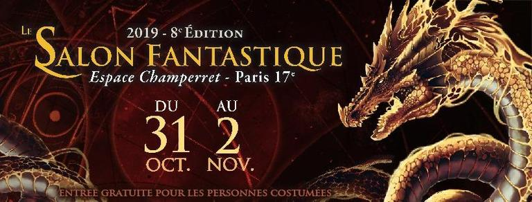 Salon Fantastique 2019