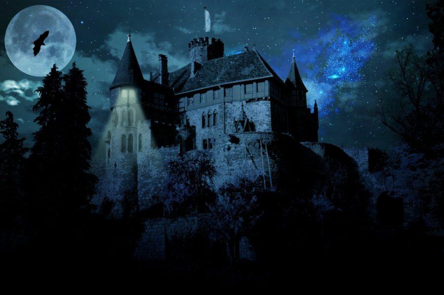 Château du vampire Sean Mackrey dans Déviance