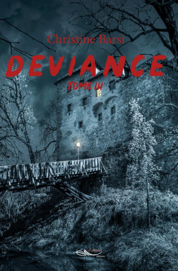 Roman de vampire Déviance Tome 3