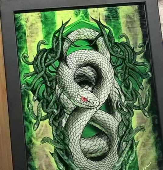 Reptiliens par l'auteure Christine Barsi