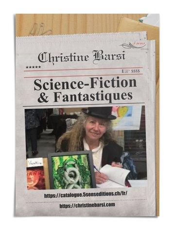 Affiche de l'auteure Christine Barsi