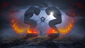 Illustre La Passion de l'Arachnee