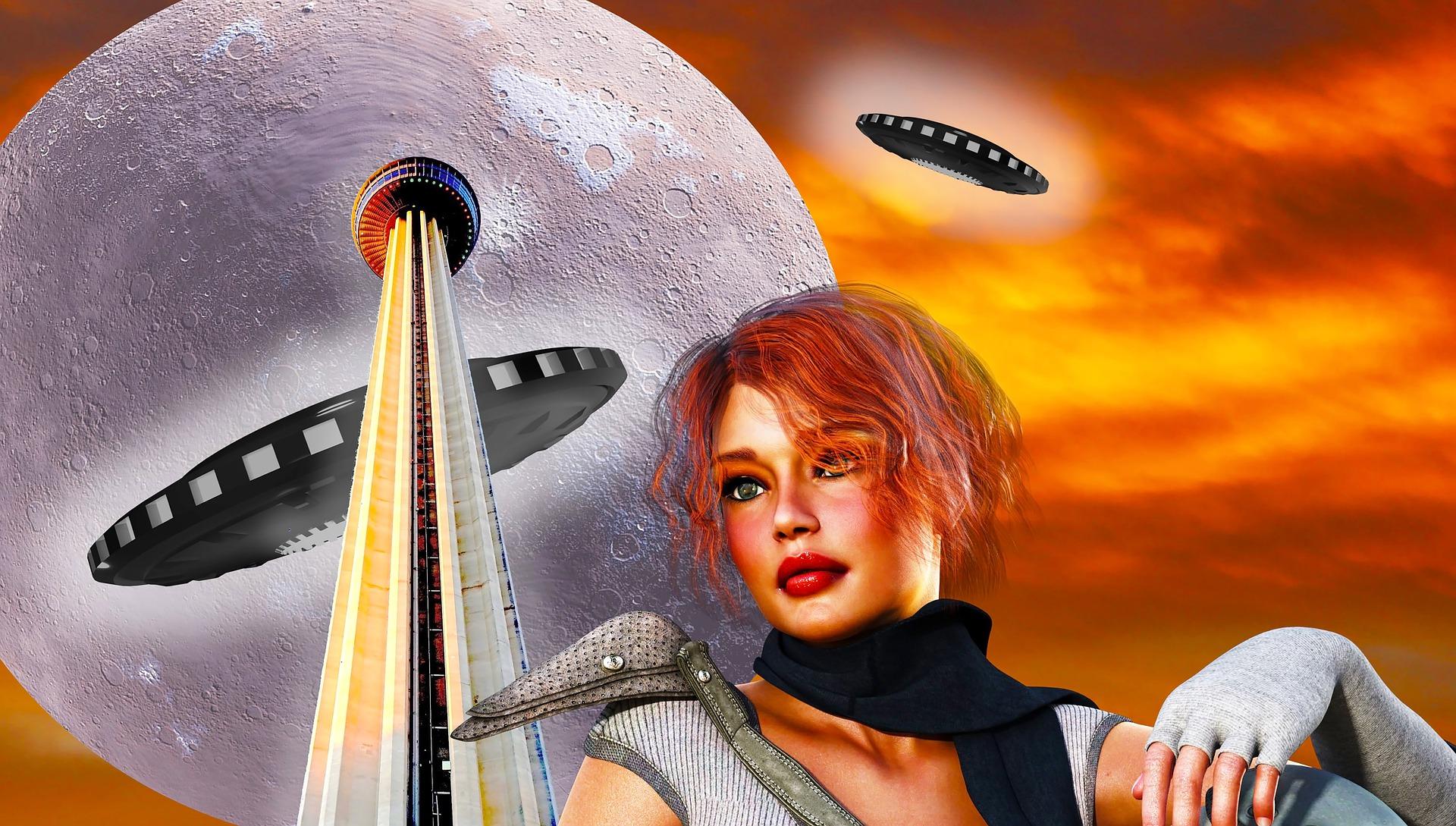 Comment écrire un roman de SF du point de vue d'une auteure