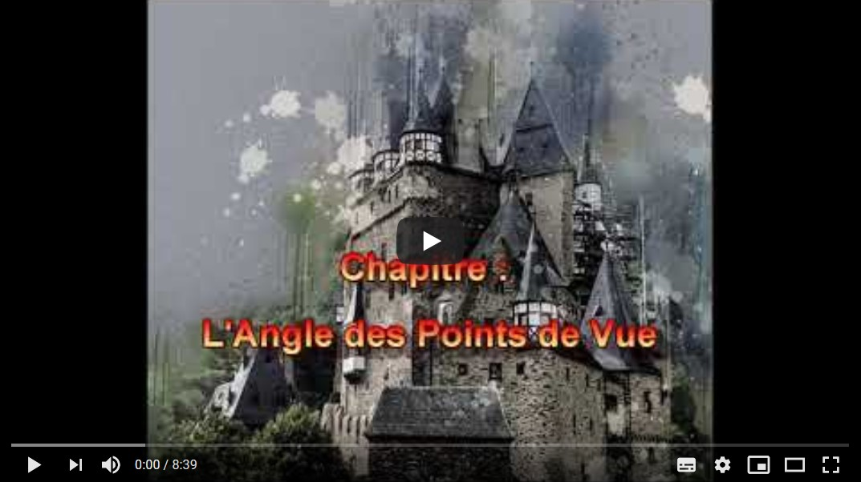 Lecture d'un chapitre de Déviance, romance vampirique