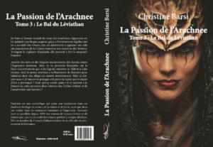 Le Bal du Léviathan, tome 3 du roman de SF La Passion de l'Arachnee