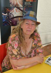 L'auteure Christine Barsi photographiée par Philippe Schroeder